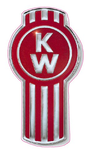 Kenworth badge decal 5 in the united states
