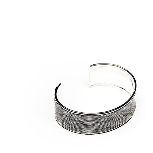 Loveyourdiamonds tendre besaiteter bracelet pour femme en argent 925
