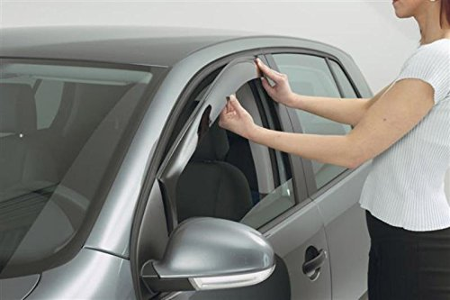 Easy to Fit Pair of G3 Wind Deflectors 19.596 5 Doors Model Only G3 19.596-9111 Rain Guards Tinted