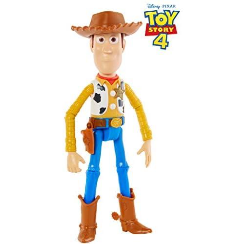 """Disney Pixar Toy Story Woody Figure, 9.2"""""""