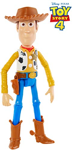Toy Story Woody Boots (Disney Pixar Toy Story Woody Figure,)