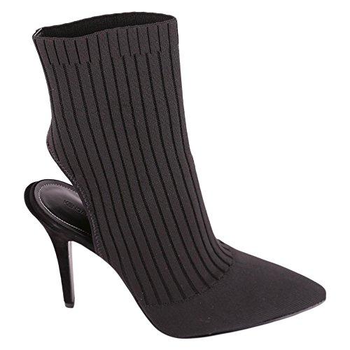 Chaussures Noir Kylie Coton Kendall KKADRIANBLACK Femme À Talons dXtqxwpOn