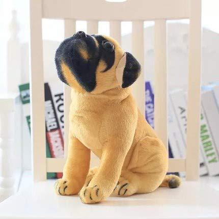Tickles Soft Pug Dog Soft Stuffed for Kids 32 cm