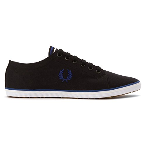 Fred Perry Kingston Twill Black B6259U198, Deportivas
