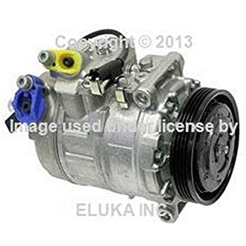 BMW OEM A C Compressor with Clutch E60 E63 E64 64 50 9 174 805 545i 550i 645Ci 650i 645Ci 650i
