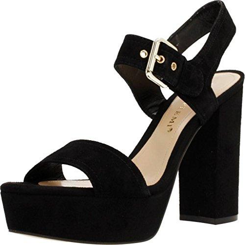 Bruno Premi Sandalias de Vestir Para Mujer, Color Negro, Marca, Modelo Sandalias De Vestir Para Mujer K2600P Negro
