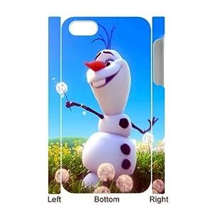 DIY 3D iPhone 4,4G,4S Case, Disney Frozen Customized Phone Case