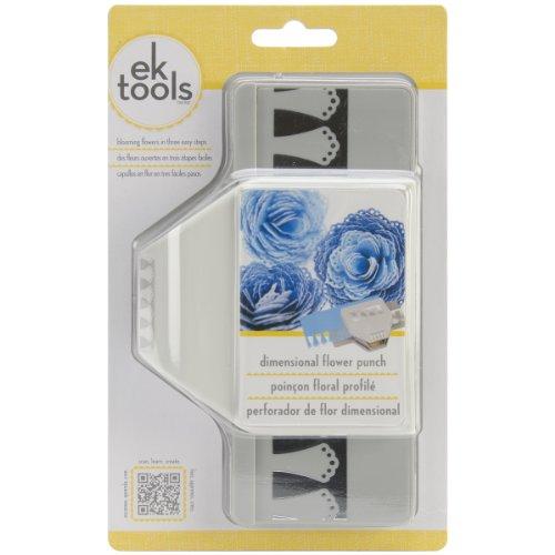 EK tools Edge Punch, Doily Petals, Large