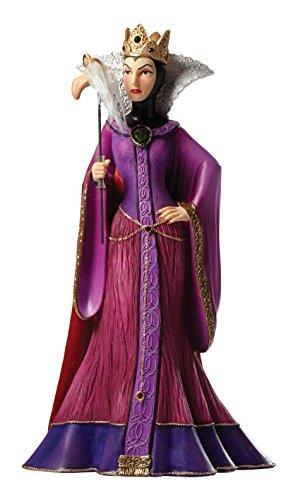 Disney Showcase Couture de Force Snow White Evil Queen Masquerade Figurine New]()