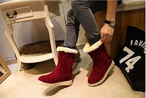 Para Leisure Mujer Botas Tube' Deed 's Boots 35 Shoes Eu wEq5HXCn