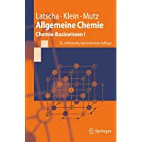 Allgemeine Chemie: Chemie-Basiswissen I (Springer-Lehrbuch)