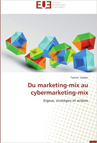 Livres Du marketing-mix au cybermarketing-mix: Enjeux, stratégies et actions pdf, epub ebook