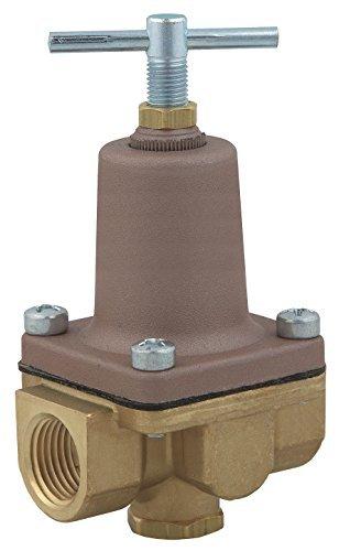 Pressure Regulator, 3/8 In, 3 to 50 psi