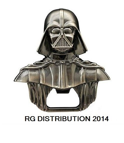Star Wars Darth Vader Bar Beer Bottle Opener Metal Alloy Style Model Figure Kitchen Tools for Souvenirs by Superb good
