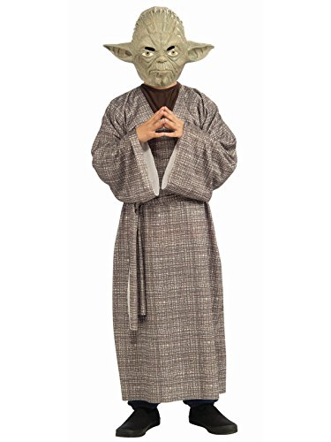 Star Wars Child's Deluxe Yoda Costume, Medium ()