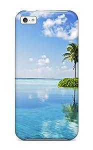 Brenda Baldwin Burton's Shop New Style Tpu Case For Iphone 5c With Maldives Holidays 6821195K90595610