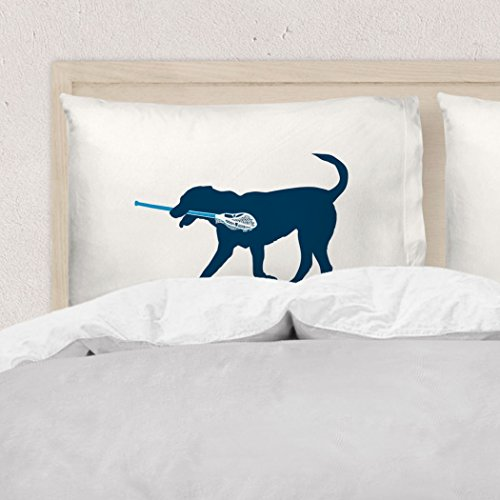 6a8a6b2e3c3d good Max The Lax Dog Pillowcase