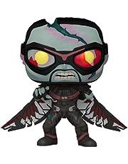 Funko Pop! Marvel: What If? - Zombie Falcon Multicolor 57377