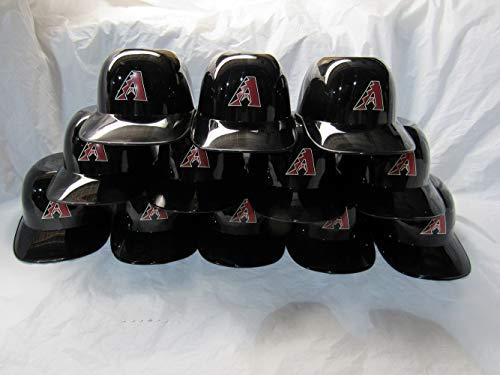 MLB Mini Batting Helmet Ice Cream Sundae/ Snack Bowls, Diamondbacks - 12 -