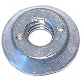 3/8-16 Spanner Nut Zinc (6 pieces)
