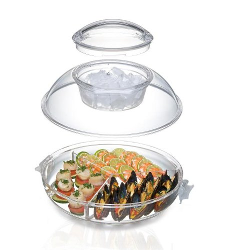 Prodyne Iced Up Appetizers To Go Carry & Serve (Prodyne Appetizers)