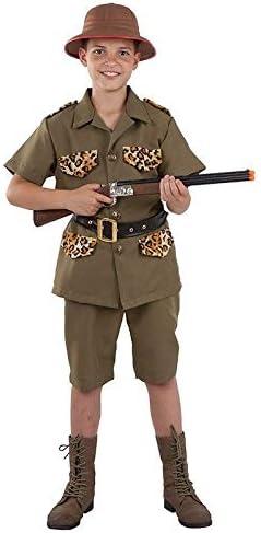 DISBACANAL Disfraz Explorador Safari niño - -, 6 años: Amazon.es ...