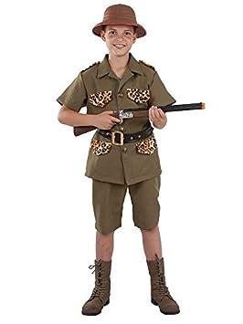 DISBACANAL Disfraz Explorador Safari niño - Único, 6 años ...