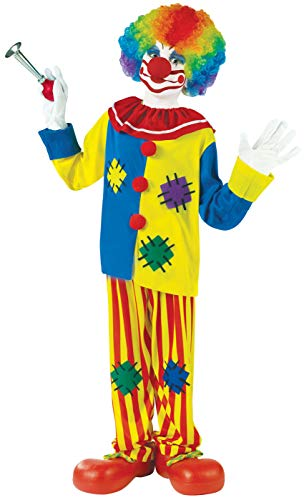 Fun World Big Top Clown Child Costume - Medium]()