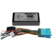 PAC C2R-GM11B Radio Replacement Interface (2005 - 2006 Cobalt, 2004 - 2007 Malibu, 2005 - 2007 G6 No OnStar(R)) Consumer electronic