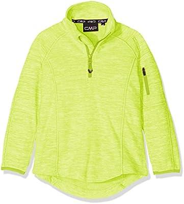 Fleeceshirt Funktions Rolli Girls CMP Girls Fleece Functional Turtle Neck Sweater