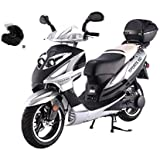 SMART DEALSNOW Brings Brand New 150cc Gas Fully Automatic Street Legal Scooter TaoTao 150cc with DOT