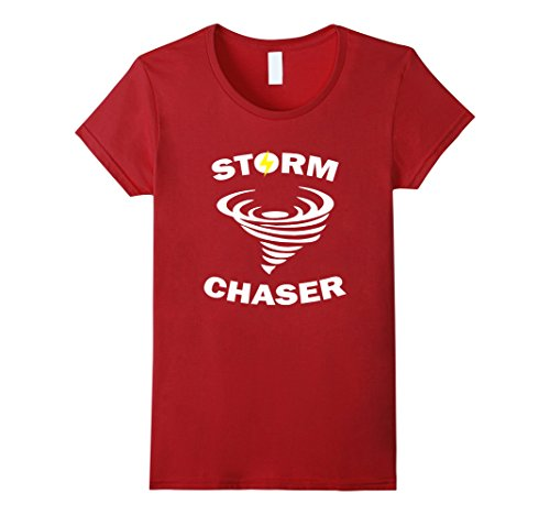 Storm Chaser Severe Weather Condition T Shirt
