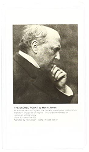 The Sacred Fount (Classic Books on Cassettes Collection) [UNABRIDGED]: Henry James, Flo Gibson (Narrator): 9781556856051: Amazon.com: Books