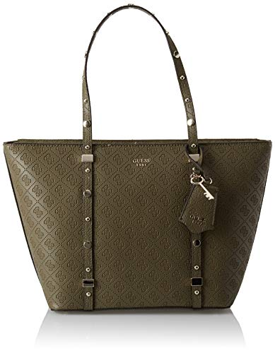 Bolsos Coast olive Totes Verde To Guess Mujer olv qTRZgaxwn
