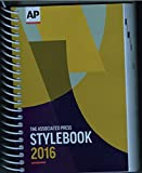 img - for The 2016 Associated Press Stylebook and Briefing on Media Law book / textbook / text book