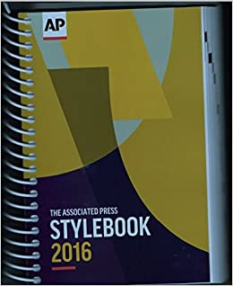 The 2016 associated press stylebook and briefing on media law the 2016 associated press stylebook and briefing on media law associated press 9780917360633 amazon books fandeluxe Choice Image
