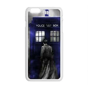 JIUJIU Doctor who Phone Case for Iphone 6 Plus