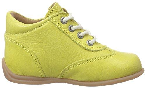 80 Unisex Gelb amp; Prewalker Yellow Baby Hausschuhe Krabbel Bisgaard qPvwS6xaa