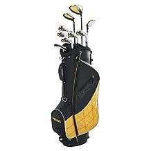 Wilson Golf Men's 2017 Ultra Complete Package Set, Black