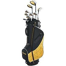 Wilson Golf WGGC43000 Men's 2017 Ultra Package Set, Right Hand, Black