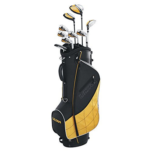 Wilson Golf Men's Ultra Complete Package Set, Left Hand