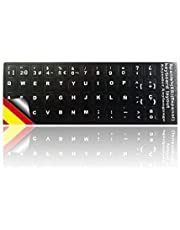 Ledeli - Pegatinas de teclado para PC, ordenador portátil, PC, portátil Spanisch Layout