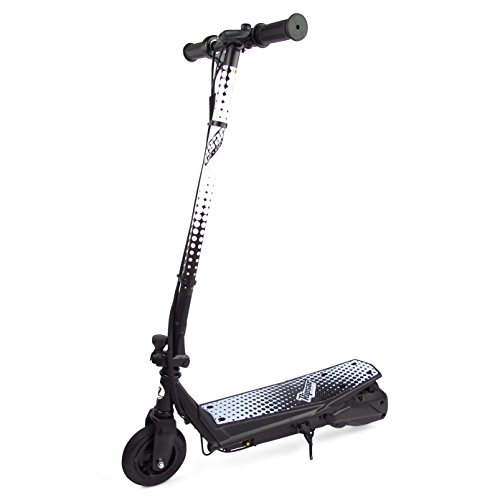 Ripsar Black 24v Kids Electric Scooter with Air Tyre