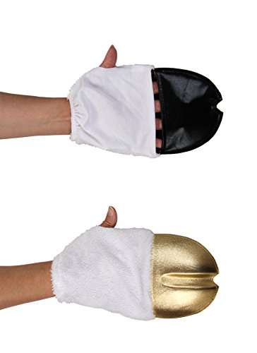 elope Gold Unicorn Front Hooves Fantasy Costume Cosplay - http://coolthings.us