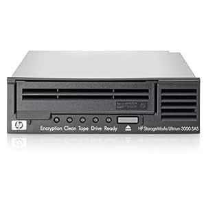 HP StorageWorks LTO5 Ultrium 3000 SAS - Unidad de cinta (LTO, 2 Negro