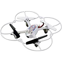 Kids 4CH RC Quadcopter Mini 2.4GHz 6 Axis Gyro RTF 360 Degree RC Drone Hexacopter With 2.0MP Camera Aircraft Toy White