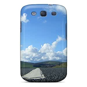 Hot RBD2625PzYb On The Road Tpu Case Cover Compatible With Galaxy S3