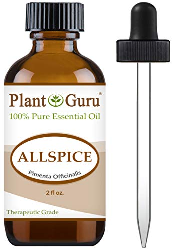 Allspice Essential Oil 2 oz 100% Pure Undiluted Therapeutic Grade.
