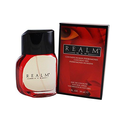 Erox Realm Eau De Cologne Spray for Men, 1 Ounce