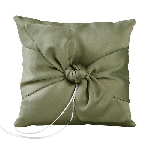 Knot Ring Pillow (Ivy Lane Design Love Knot Ring Pillow, Sage)